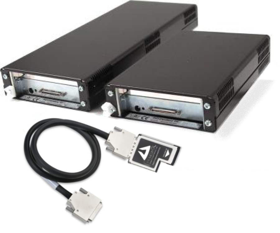 PCI docking station, one slot half and full length options