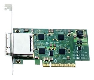 PCI_express card for interface