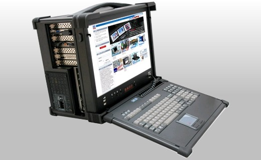 Computer workstation FlexPAC